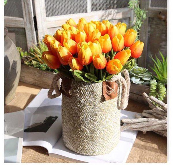 Những loại hoa màu cam đẹp nhất hút mọi ánh nhìn