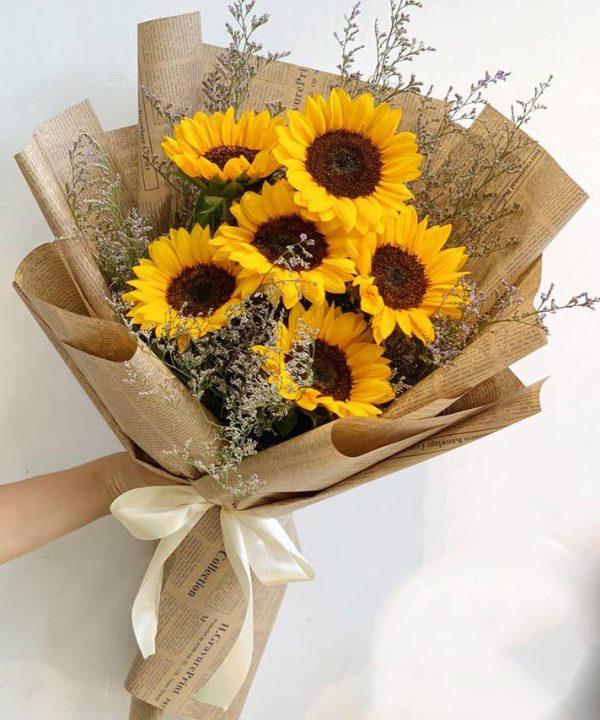 Những loài hoa mang ý nghĩa cảm ơn chân thành